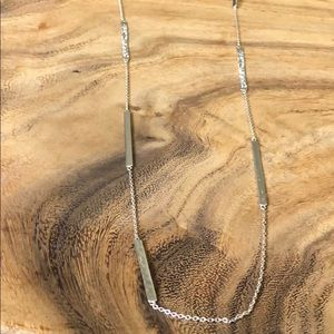 Silpada Fine Lines Necklace N3020